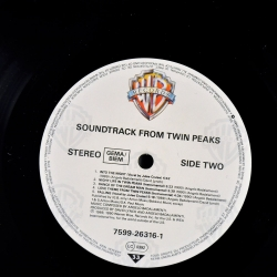 Angelo Badalamenti ‎– Soundtrack From Twin Peaks