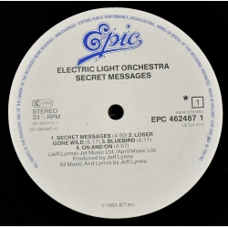 Electric Light Orchestra - Secret Messages